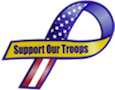 support our troops-logo