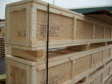 PPP-B-601 LAU 7/A Launcher Crate