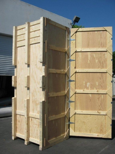 iCacher Panel Crate